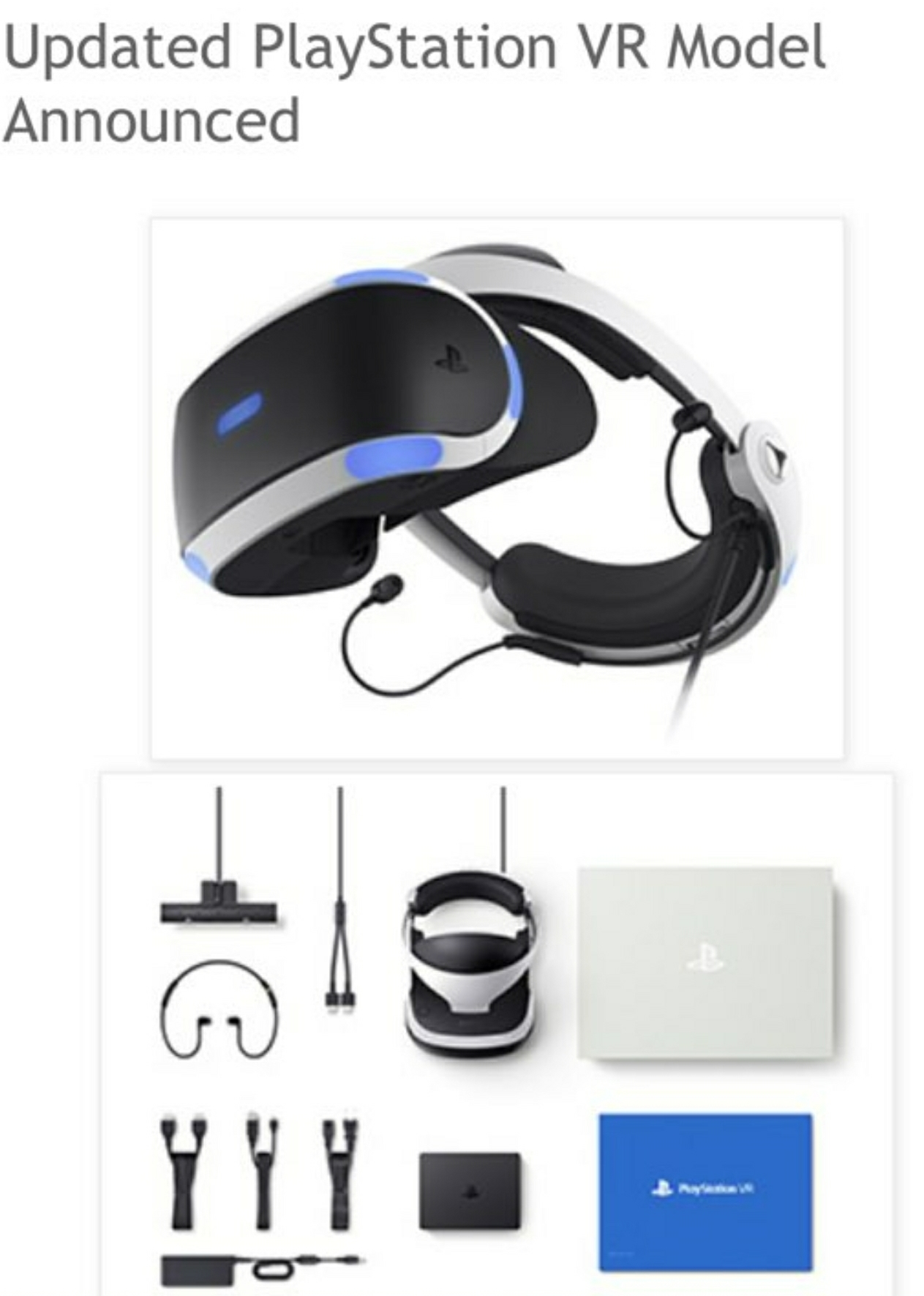 New PSVR Headset1