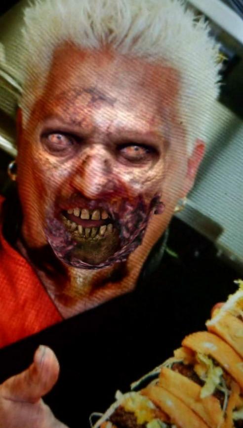 Guy Zombie psvr