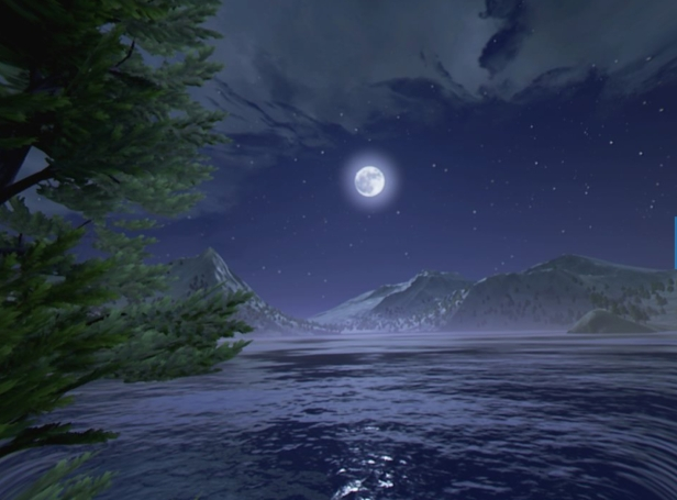 Obduction moon light