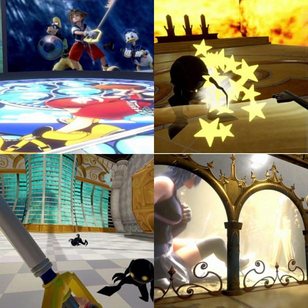 Kingdome Hearts VR psvr 1
